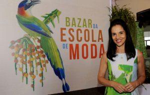 Fundo Social realiza bazar da Escola de Moda no Palácio dos Bandeirantes
