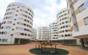Condomínio projetado por Ruy Ohtake acolhe famílias de Heliópolis