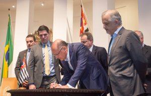 Alckmin autoriza mais R$ 78,5 milhões para 252 municípios paulistas