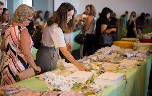 Escola de Moda do Fussesp realiza bazar no Palácio dos Bandeirantes