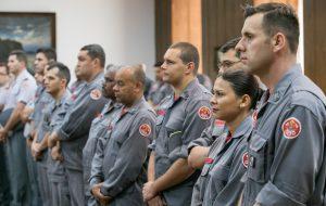 Bombeiros vão formar voluntários para casos de emergência