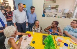 Governador nomeia novos médicos para Centro de Referência do Idoso