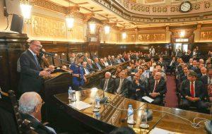 Alckmin defende agenda de modernização para o país