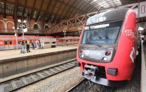 Linha 7-Rubi da CPTM recebe dois trens; são 28 novas composições