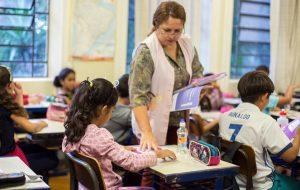 Educação convocará 2.108 professores de Ensino Fundamental