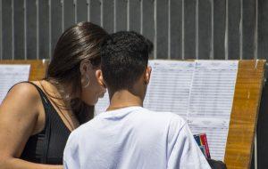 Etecs divulgam lista de convocados para prova de aptidão do Vestibulinho