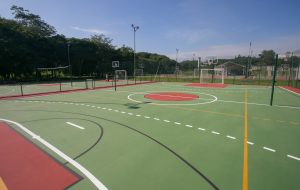 Alckmin entrega reforma de quadras esportivas na Vila Olímpica Mario Covas