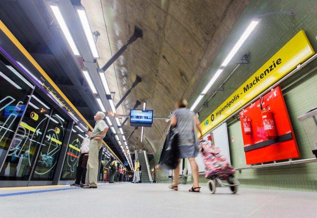 Estação Higienópolis-Mackenzie tem operação assistida até 3 de fevereiro