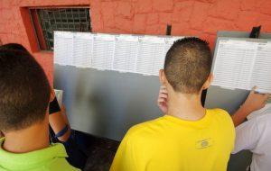 Divulgada lista com locais de exame do Vestibulinho das Etecs