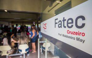 Governador visita unidade da Fatec na cidade de Cruzeiro