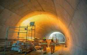 Alckmin vistoria obras da futura Estação Congonhas do Metrô