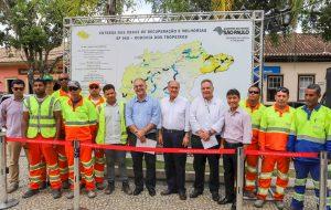 Rodovia dos Tropeiros (SP-068) recebe obras de modernização