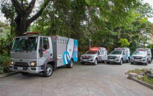 Governo renova frota da SAP para transporte de presos