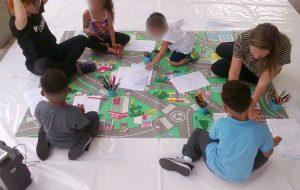 """""""Projeto Formiguinha"""" atende cerca de 70 crianças no CDP de Jundiaí"""
