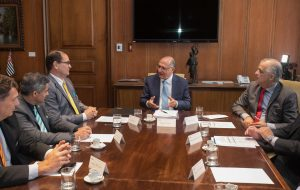 São Paulo firma parceria e contribui com segurança para Rondônia