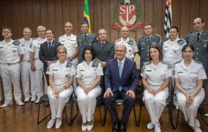 Polícia Militar contará com 50 novos tenentes-médicos