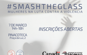 Assédio sexual é tema de debate em evento na Pinacoteca