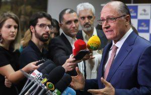 Alckmin dá início ao 13º Fórum Econômico Mundial da América Latina