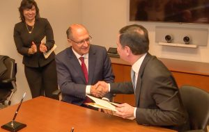 Em Washington, Alckmin garante financiamento para o Rodoanel Norte