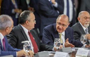Em Brasília, Alckmin propõe medidas sobre Segurança Pública