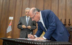 Governador libera início de obras das novas barragens PCJ