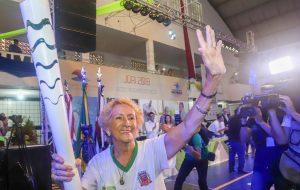 São Vicente sedia atividades da 7ª etapa dos Jogos Regionais do Idoso