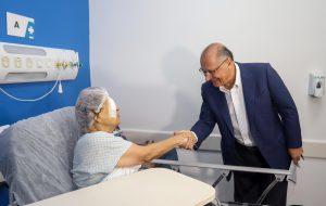SP faz megamutirão de catarata para operar quase seis mil pacientes