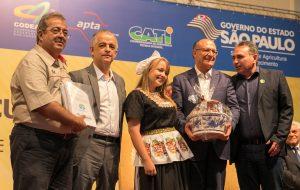 Governo paulista apresenta balanço do setor agropecuário