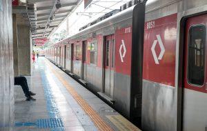 Neste fim de semana, obras alteram circulação nas linhas da CPTM