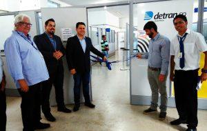 Detran.SP inaugura unidades em quatro municípios