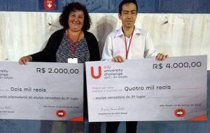 Fatec Baixada Santista é terceira colocada no EDP University Challenge