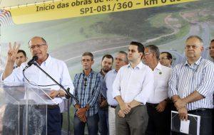 Governo investe R$ 123 milhões em obras da Perimetral de Itatiba