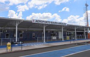 Obras de melhorias em aeroporto de Bauru ampliam nível de serviço