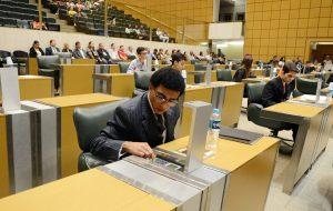 Cadastro no Parlamento Jovem Paulista termina na sexta-feira (9)