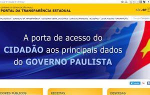 Estado se destaca por fornecer informações transparentes ao cidadão