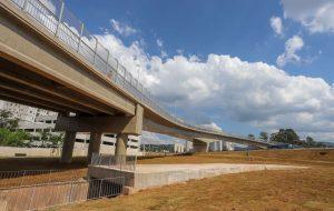 Município de Birigui inaugura novo viaduto