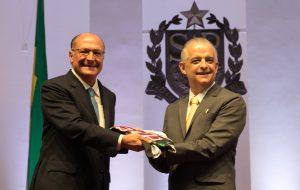 Na capital, Márcio França assume Governo do Estado de São Paulo