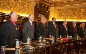 Ministro Luis Salomão é outorgado com Colar do Mérito Judiciário