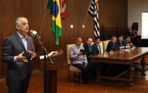 Márcio França entrega prêmios da Nota Fiscal Paulista e apresenta balanço do programa