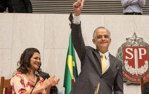 ALESP empossa Márcio França como Governador do Estado de São Paulo