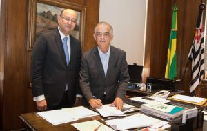 Governador Márcio França nomeia procurador-geral de Justiça de SP