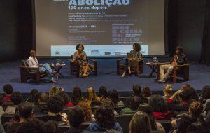 Museu Afro Brasil debate os 130 anos da abolição da escravatura