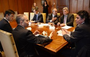 Em reunião com Casa Civil, Toyota anuncia geração de 1.570 empregos