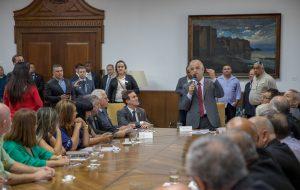 Governador anuncia pagamento de bônus para as polícias