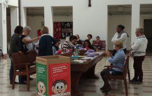 Fussesp promove atividades para reforçar a Campanha do Agasalho
