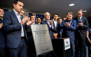 Governo paulista inaugura Creche Escola e Fórum em Conchas