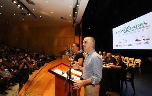Governador participa de encerramento do 1º Conexidades