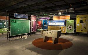 Museu do Futebol têm agenda especial de férias até o fim do mês