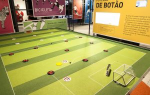 Capital pernambucana recebe mostra itinerante do Museu do Futebol