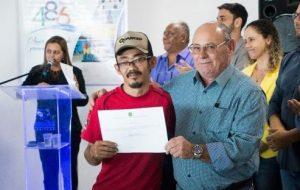 Agricultores familiares de Itanhaém são prestigiados em evento